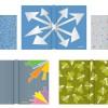"""22f,e,d,c,b Kalendarz książkowy """"Okładki kalendarzy książkowych Druk-Intro SA 2012"""""""
