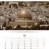 """44. Kalendarz wieloplanszowy """"Kalendarz autorski MARR - miasta świata"""""""