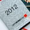 """23c. Kalendarz książkowy """"UEFA Euro 2012 Orange"""""""