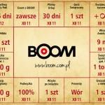13. BOOM - Bardzo Oryginalna Oferta Marketingowa