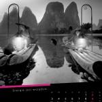 74c. Kalendarz wieloplanszowy TAURON