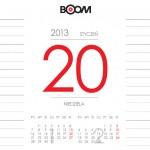 11a. BOOM Bardzo Oryginalna Oferta Marketingowa, inne, biurkowy, Vidical 2013