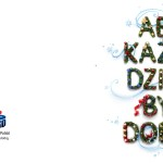 40d. PKO BANK POLSKI, karta świąteczno-noworoczna, Vidical 2013