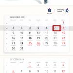 36b kalendarz PKO BANK POLSKI